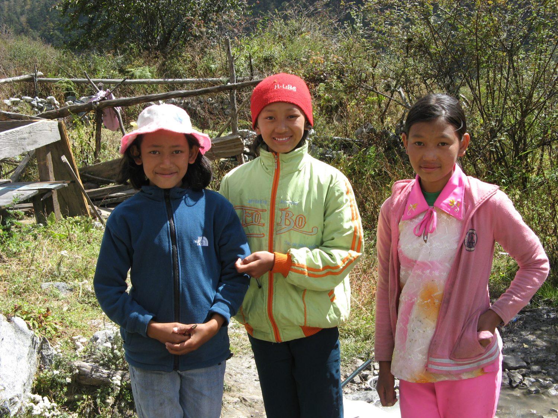 Nepal Volunteers Tourism